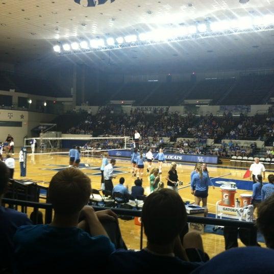 Photo taken at Memorial Coliseum by Cheyene on 8/24/2012