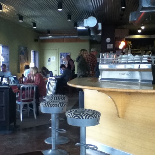 Photo taken at Folsom St. Coffee Co. by X on 2/17/2012