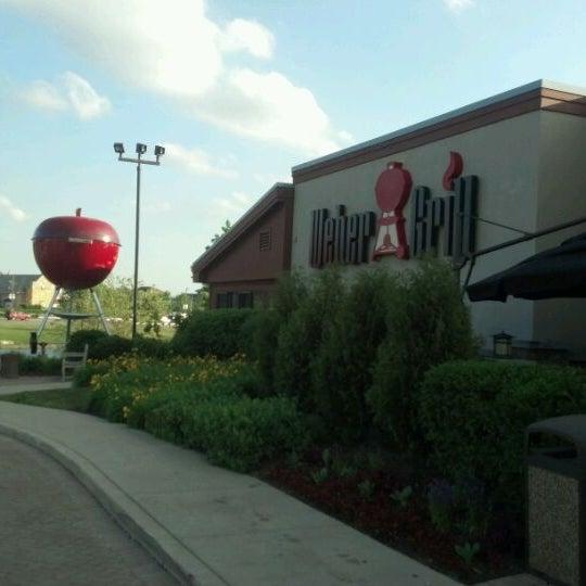 Photo taken at Weber Grill Restaurant by Matt G. on 5/30/2012