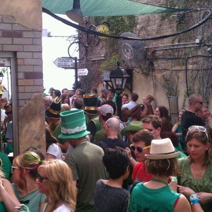 Photo taken at Fadó Irish Pub & Restaurant by Brent M. on 3/17/2012