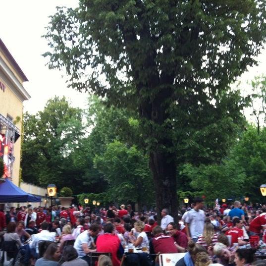 Photo taken at Park Café by dennis v. on 5/19/2012