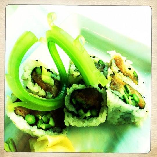 Photo taken at PNK Restaurant & Ultra Lounge by Erin K. on 9/3/2012