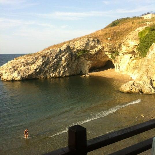 8/17/2012 tarihinde Fulya D.ziyaretçi tarafından İyot Restaurant'de çekilen fotoğraf