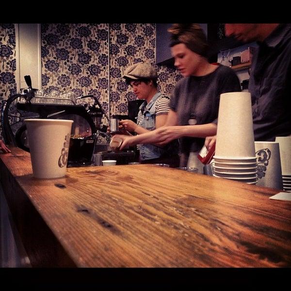 Das Foto wurde bei Culture Espresso von Prerak P. am 4/26/2012 aufgenommen
