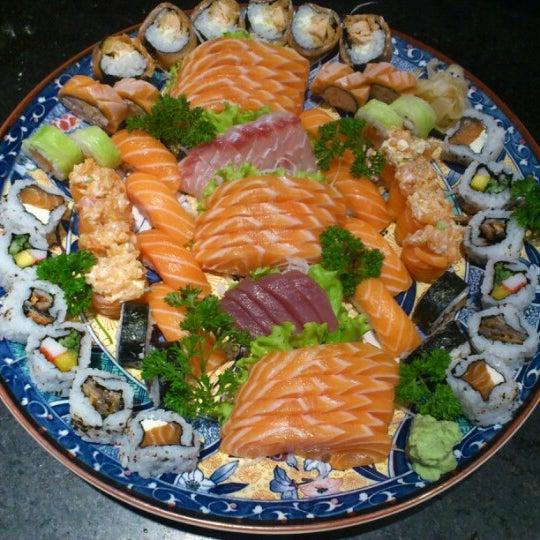 Photo taken at Joy Sushi by Samuel A. on 7/27/2012