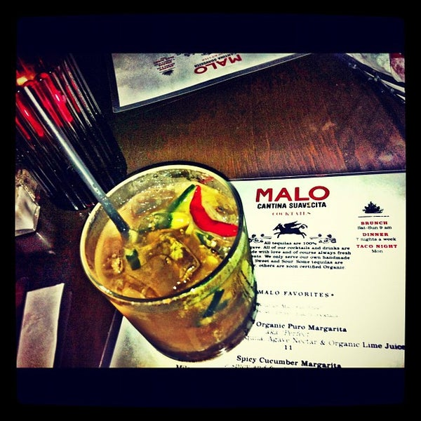 Photo taken at Malo by TJ M. on 4/20/2012
