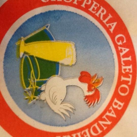 4/30/2012에 Eduardo S.님이 Chopperia Galeto Bandeira에서 찍은 사진
