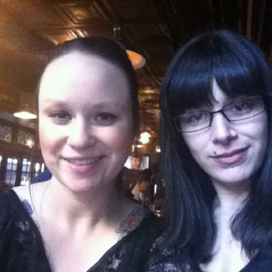Photo taken at Amsterdam Ale House by Nora C. on 2/20/2012