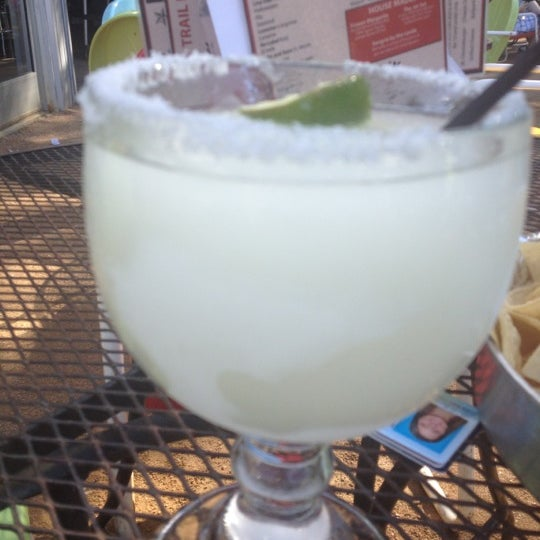 Photo taken at Katy Trail Ice House by Katie V. on 4/24/2012