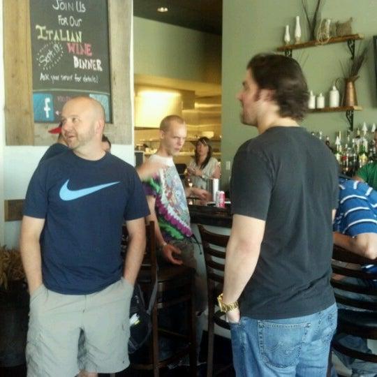 Photo taken at The Tavern Kitchen & Bar by Kate C. on 9/3/2012