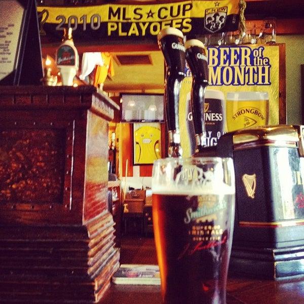 Photo taken at Fado Irish Pub & Restaurant by Nikolay P. on 5/30/2012