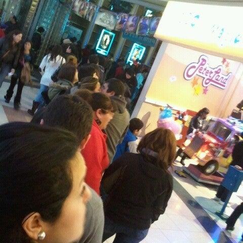 Photo taken at Cine Hoyts by Juan M. on 7/16/2012