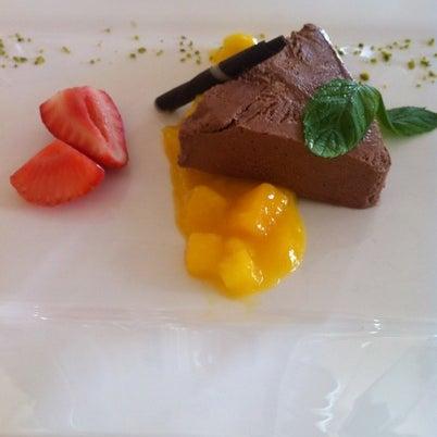 Снимок сделан в Greiffenegg Schlössle Restaurant пользователем Marc 7/28/2012