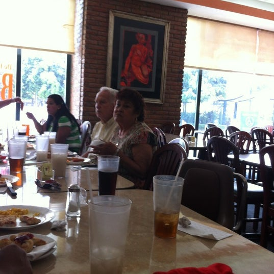 Photo taken at Sirloin Stockade Plaza Loreto by Alberto N. on 5/5/2012
