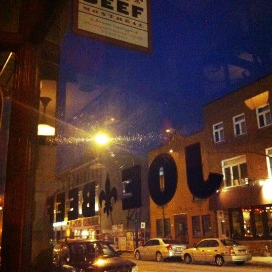 Photo taken at Joe Beef by Audrey M. on 3/10/2012