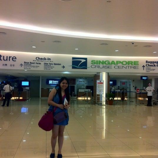Das Foto wurde bei Tanah Merah Ferry Terminal von Beshryle A. am 7/25/2012 aufgenommen