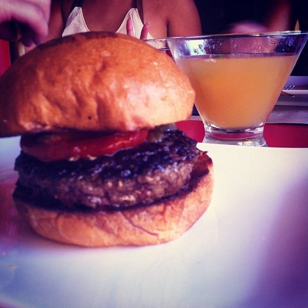 Photo taken at Umami Burger by LiAnn I. on 8/26/2012