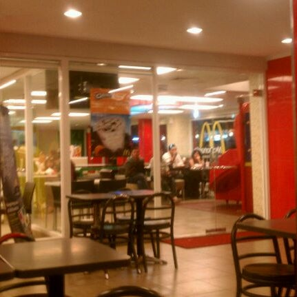 Photo taken at McDonald's by Tegar A. on 3/15/2012