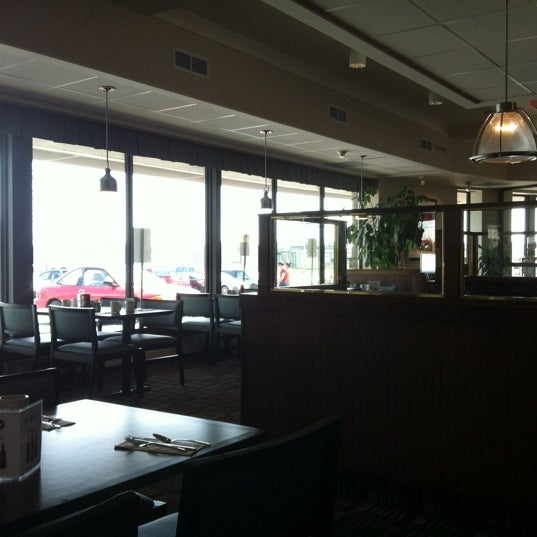 Photo taken at Perkins Family Restaurant & Bakery by Ryan M. on 5/2/2012