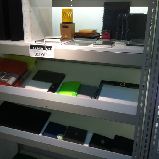 Photo taken at Paperhaus by Tim K. on 6/14/2012
