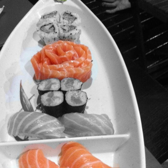 Foto tirada no(a) Aki Temakeria por dvd L. em 4/8/2012