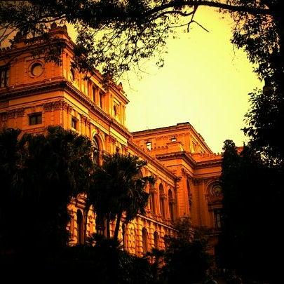 Das Foto wurde bei Museu Paulista von Marcelo C. am 2/19/2012 aufgenommen