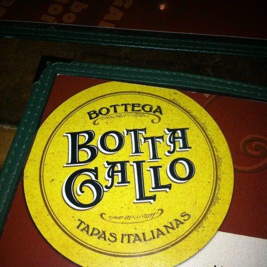 Photo taken at Bottega Bottagallo by Carlos M. on 6/27/2012