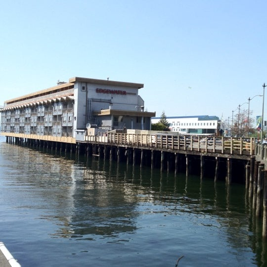 The Edgewater Hotel Belltown Seattle Wa