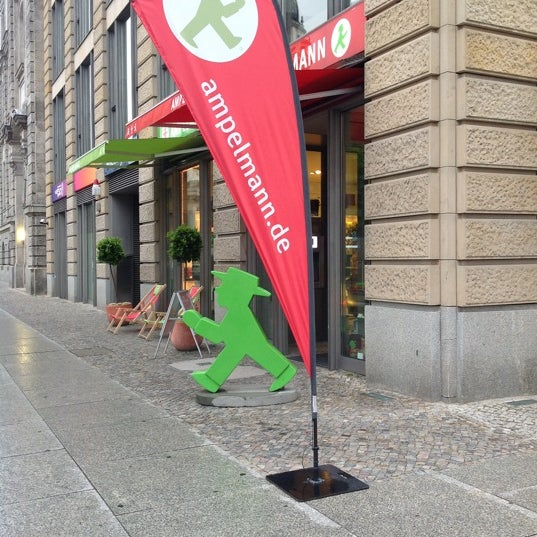 Photo taken at AMPELMANN Shop am Gendarmenmarkt by Stella B. on 6/6/2012