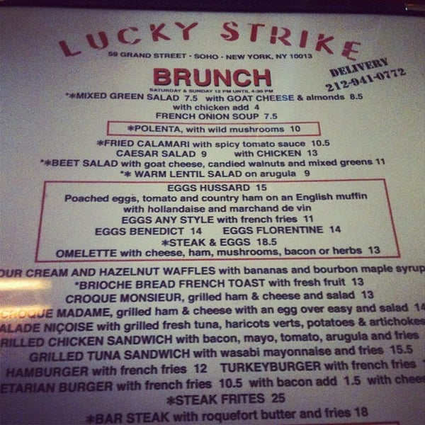 Photo taken at Lucky Strike by Jessica P. on 2/12/2012