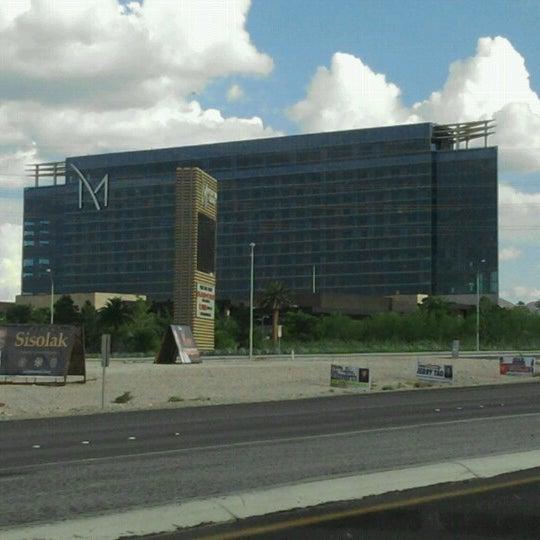 Photo taken at M Resort Spa Casino by Timothy H. on 8/31/2012