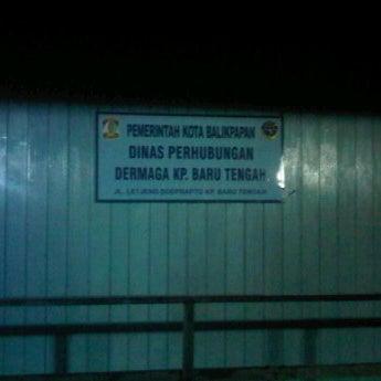 Photo taken at Pelabuhan speedboat kampung baru by Ricky P. on 6/28/2012