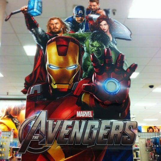 Photo taken at Target by Simon D. on 6/2/2012