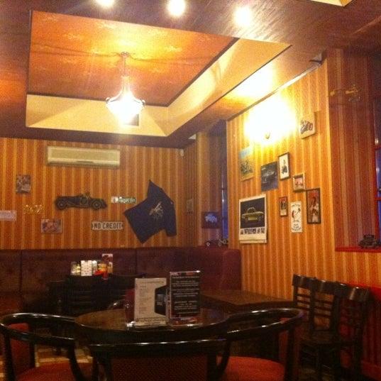 Снимок сделан в Паб №1 / Pub №1 пользователем Анастасия 2/28/2012
