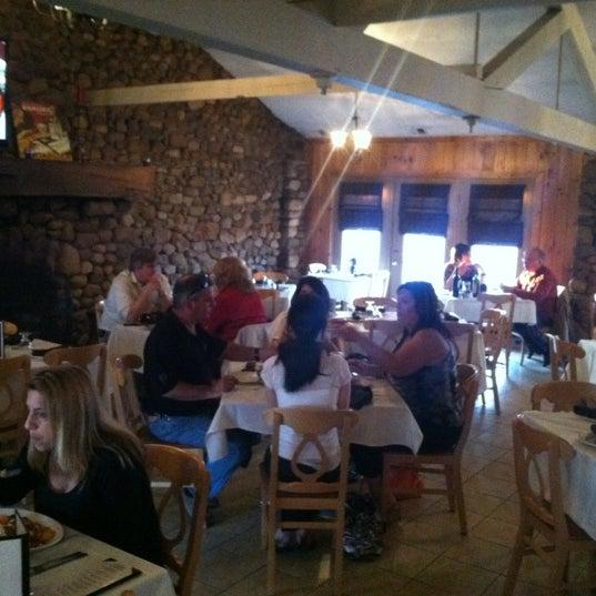 Photo taken at Anastasio's Steakhouse by Neil F. on 5/18/2012