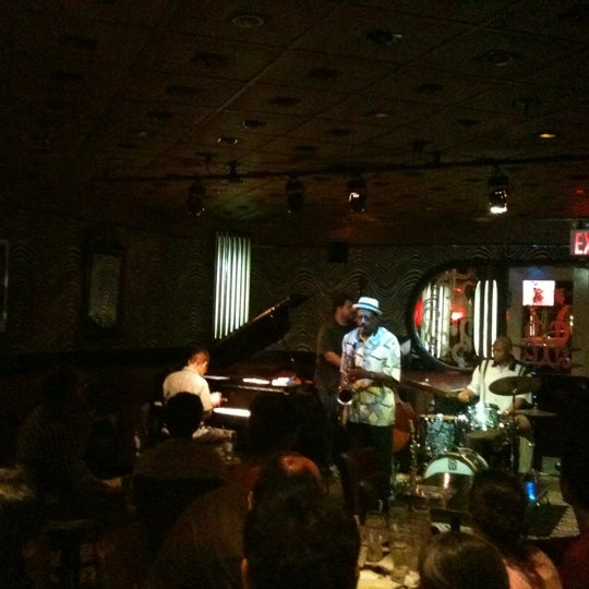 Photo taken at Lenox Lounge by Jules B. on 8/7/2012