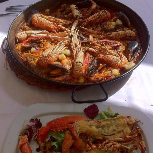 Foto tomada en La Barca del Salamanca por Khaled B. el 6/28/2012
