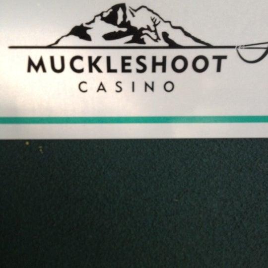 Muckleshoot casino club galaxy 9