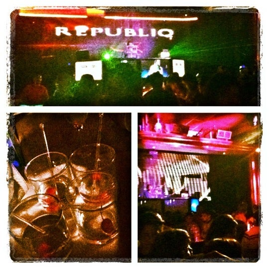 Photo taken at Republiq by KB L. on 6/21/2012