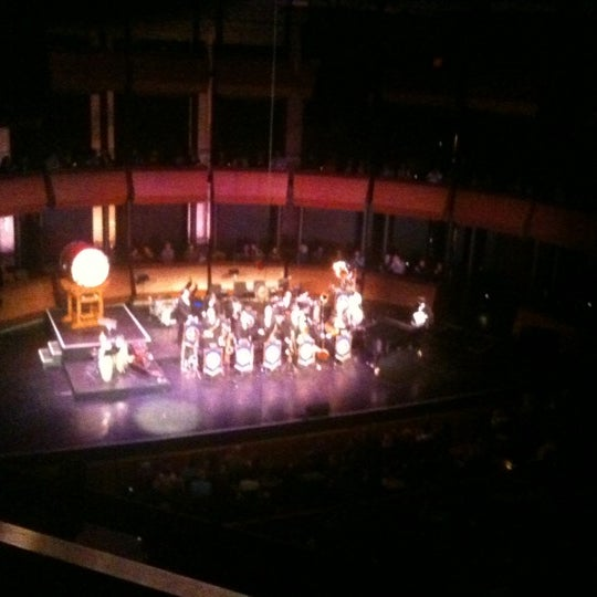 Photo taken at Rose Theater by Alliah P. on 4/15/2012