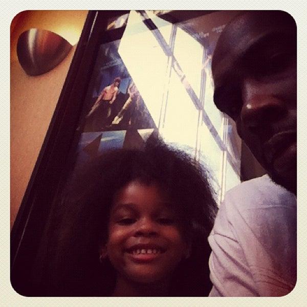 Photo taken at Regal Cinemas Fairfax Towne Center 10 by Rhymbuk on 6/29/2012