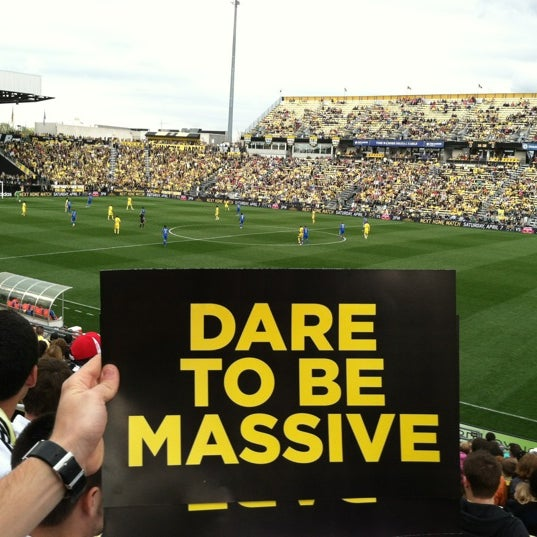 Photo taken at MAPFRE Stadium by Kelly M. on 3/24/2012