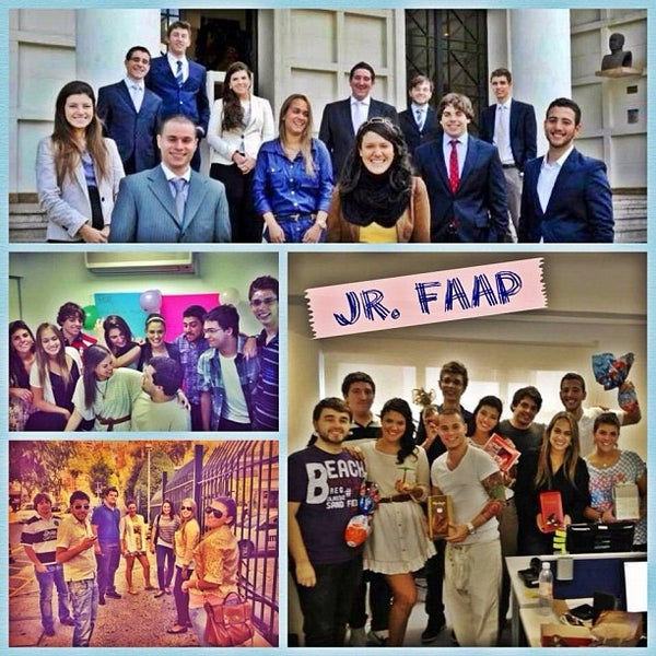 Photo taken at Jr. FAAP Consulting by Igor F. on 8/31/2012