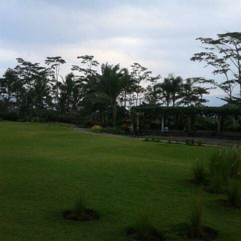 Photo taken at Gua Maria Kerep by Rijal M. on 6/9/2012