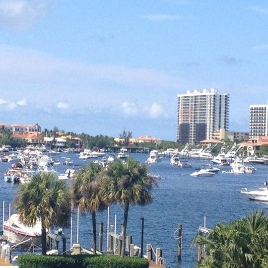 Photo taken at Lake Boca Raton by Kimarra S. on 5/28/2012