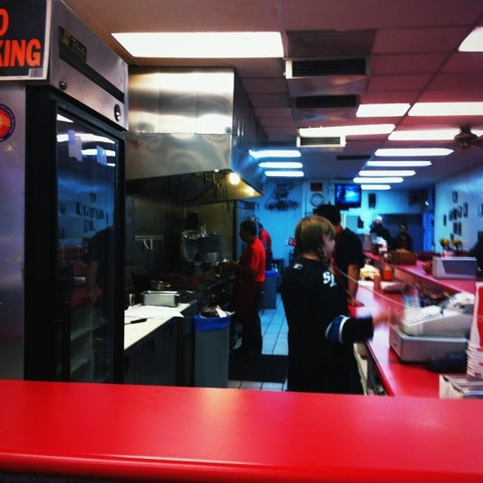 Photo taken at Amato's Cheesesteaks by William M. on 4/13/2012