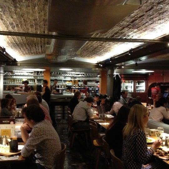 Uk trip for 22 thai cuisine maiden lane