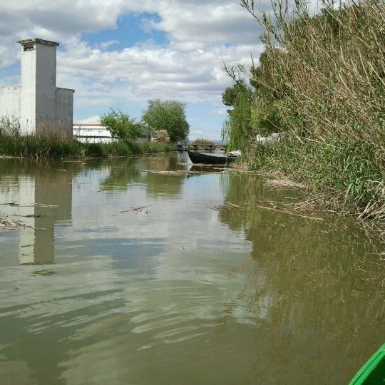 Photo taken at La Albufera by Pepe A. on 4/15/2012