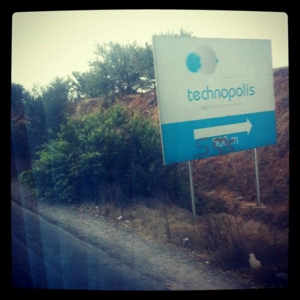 Photo taken at Technopolis by Sara M. on 7/30/2012
