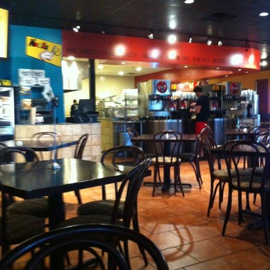 Photo taken at Newk's Express Cafe by Michael David M. on 3/30/2012